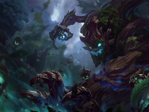 New Champion Maokai Revealed in Legends of Runeterra
