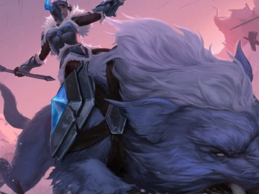 Legends of Runeterra Spoils Two New Champions From forthcoming Set 2