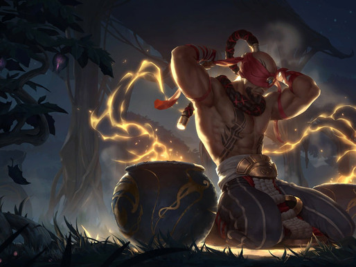 Riot Reveals New Cards, Including New Champion Lee Sin