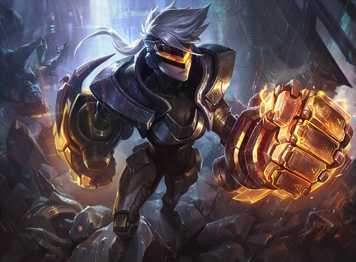 Vi and Swain Bash their way into Legends of Runeterra