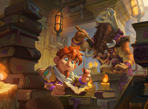 A Review of 7 New Hearthstone Spoilers from Scholomance
