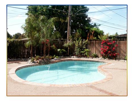 Custom pool