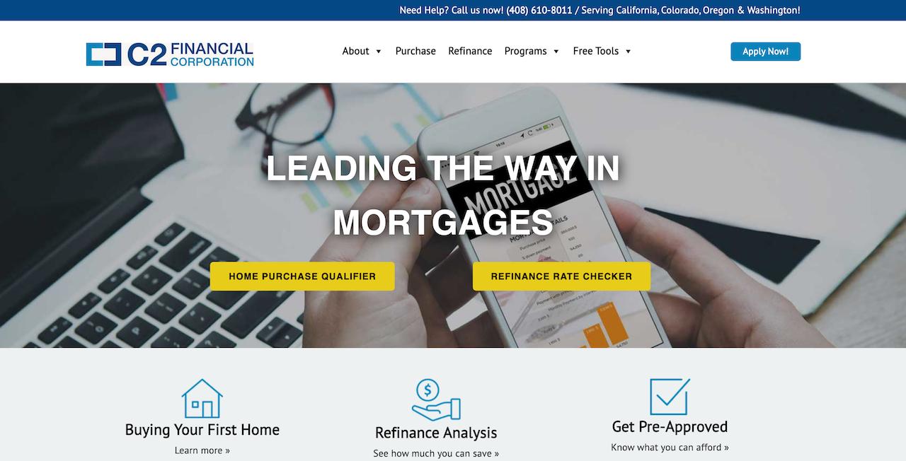 C2 Financial Home Loans