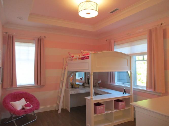 Custom painted girl's bedroom..jpg