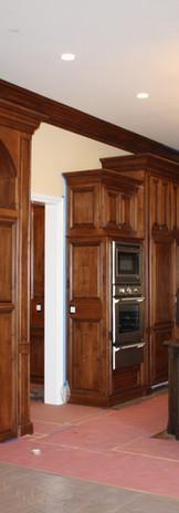 Home page-Fine finish stain grade cabine