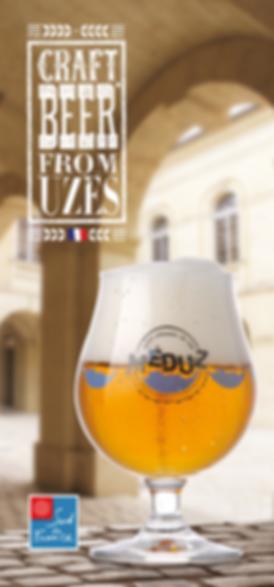 Meduz Craft Beer from Uzes