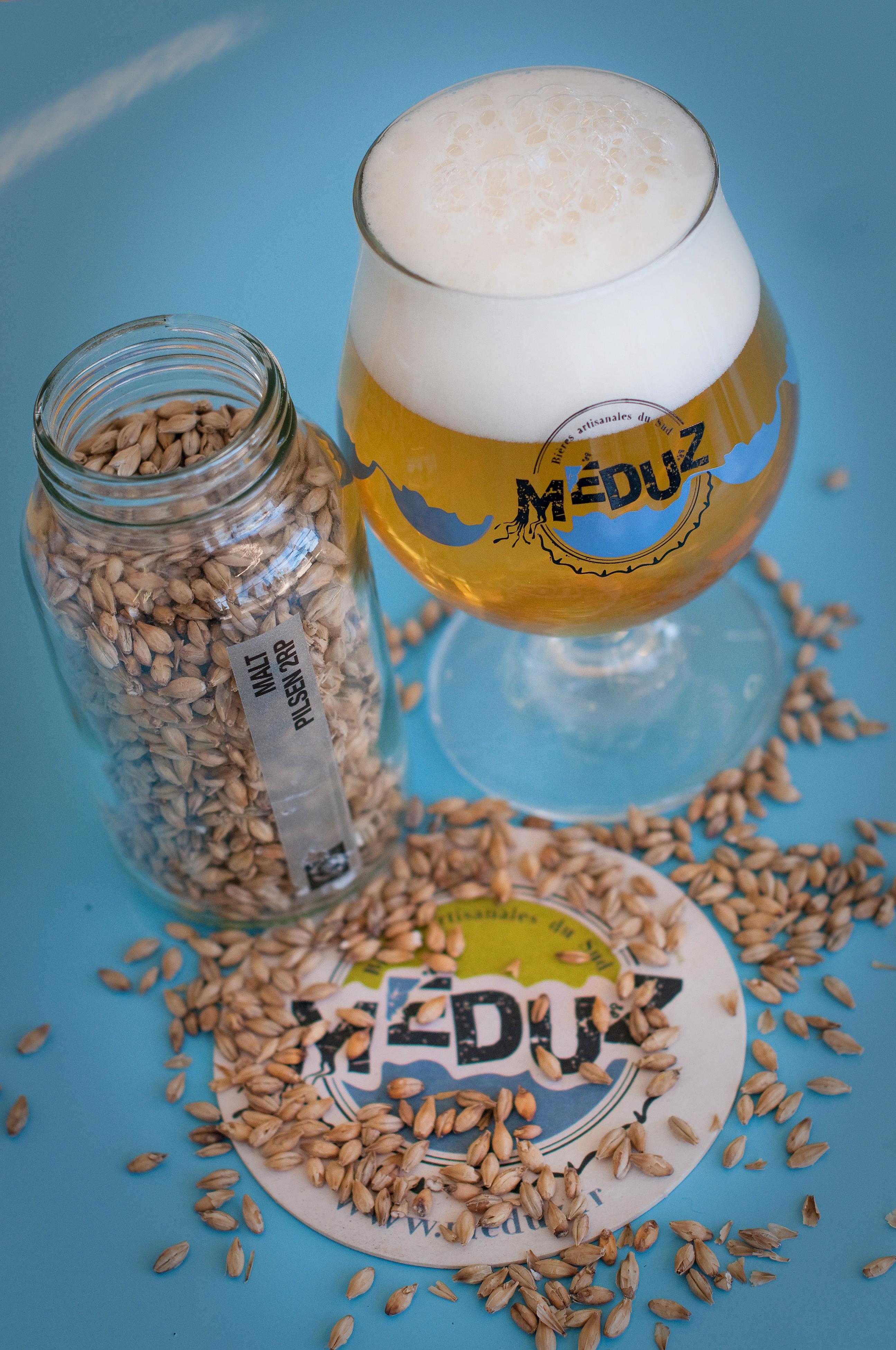 Meduz Malts et bière artisanale