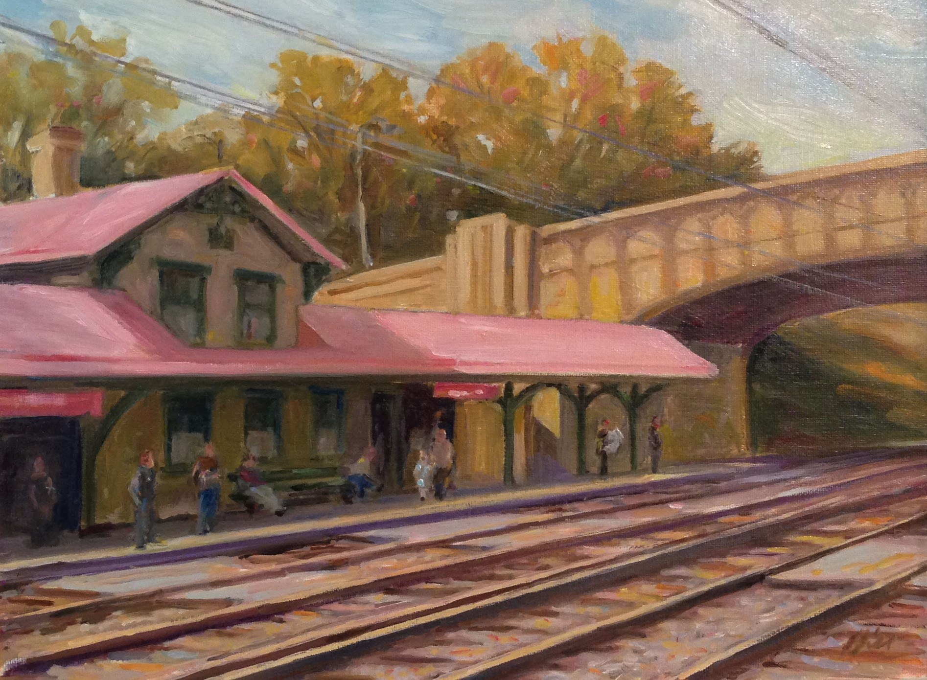 Overbrook Station