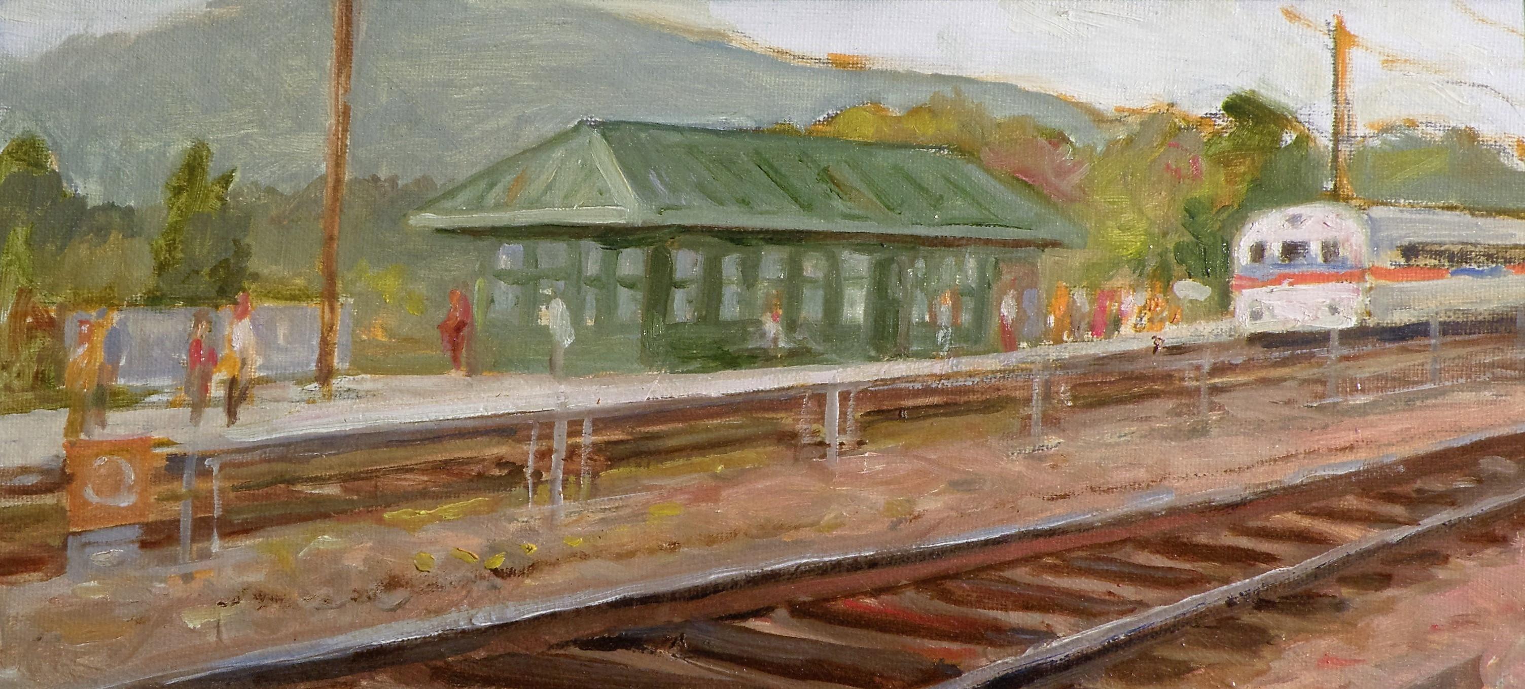 Downingtown Station