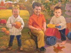 Three Grandchildren 2015
