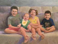 Four Grandchildren 2017