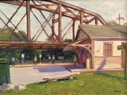 Whitford Station Sunshine