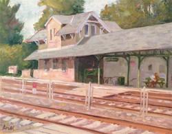 Haverford Station Off Peak