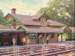 Wynnewood Station