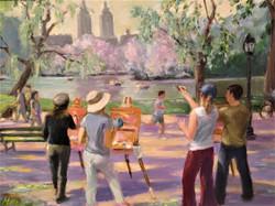 Central Park Inspiration