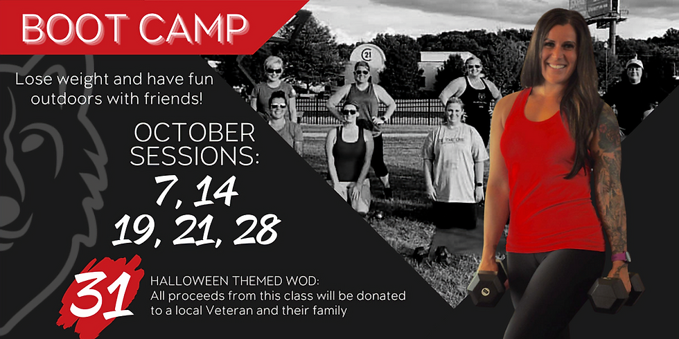 October Boot Camp