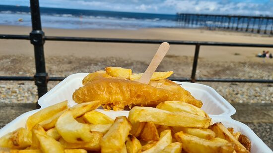 Try Worthing's Fish n Chips on the beach!