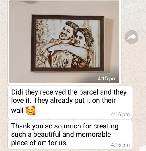 Testimonial from Ms Nandhini