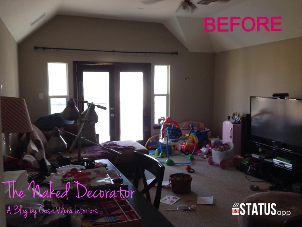 Lids Playroom before casa vilora interiors
