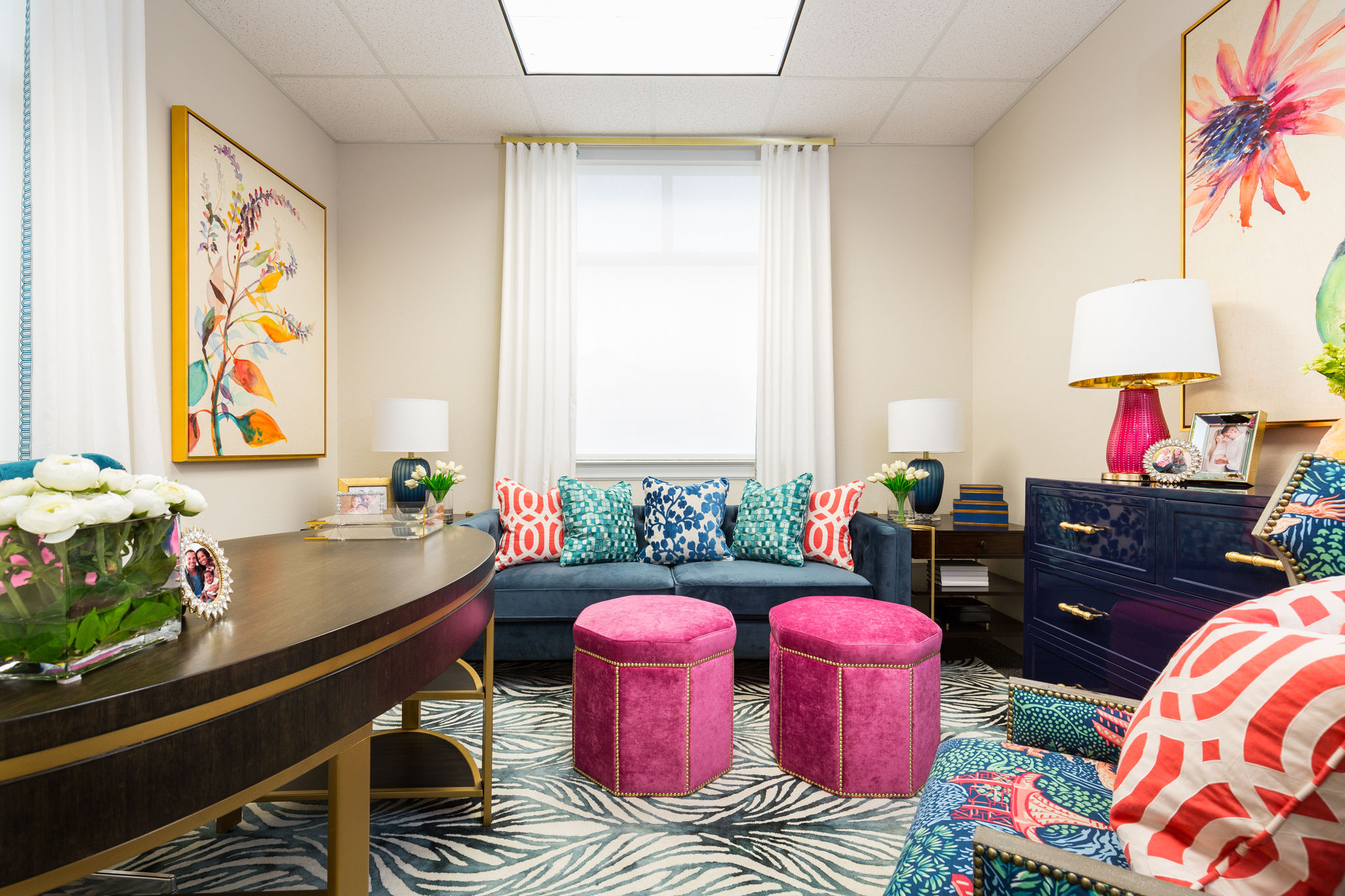 Up Your Entrepreneur Game With A Commercial Office Makeover