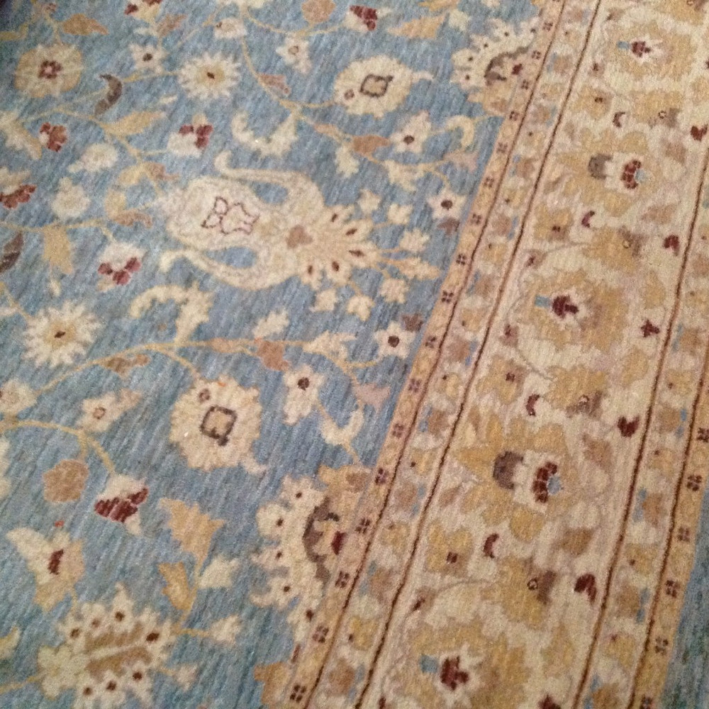 BEFORE - THE RUG