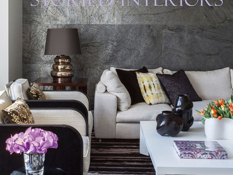 #BookCrush: Storied Interiors by Patrick Sutton