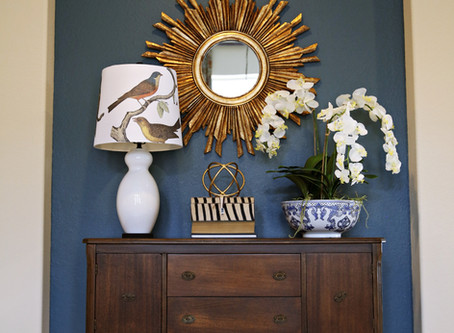How To Decorate Wall Niches
