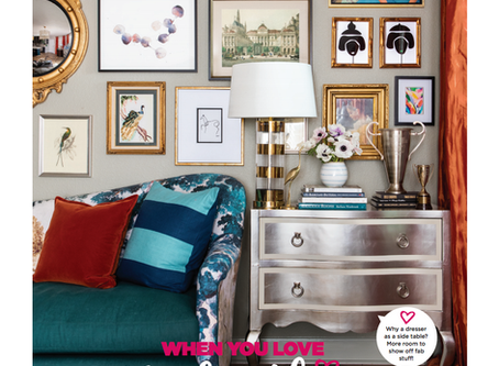 The Back Story Of Our HGTV Magazine Feature For June 2020