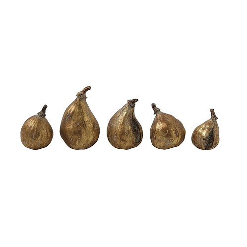 Resin Figs - Set of 5