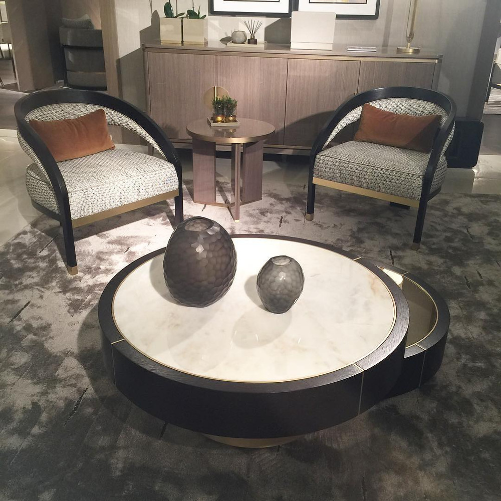 Maison and Objet, January 2019. Luxury details
