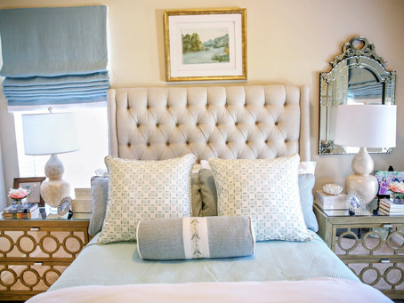 Why We Love Upholstered Headboards
