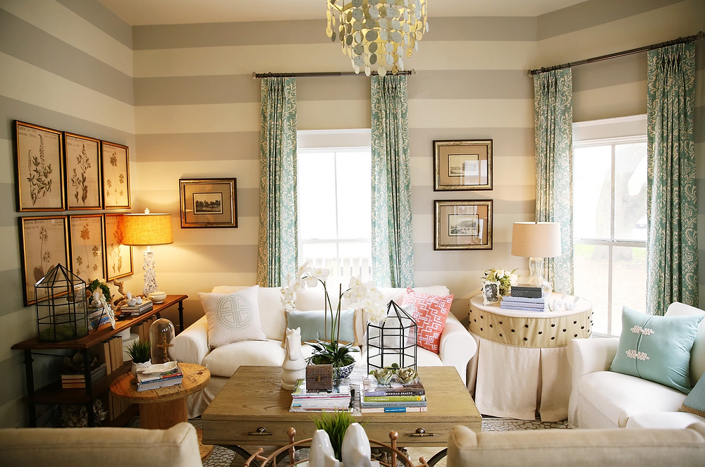 Farmhouse style in a 19th century Victorian bungalow
