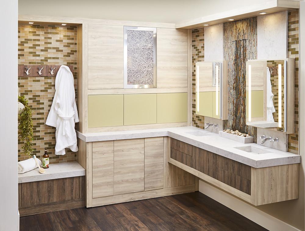 Zen Spa Bathroom