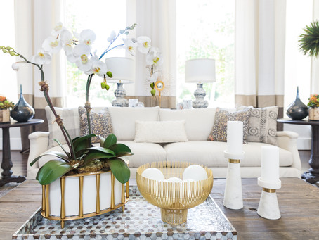 A Pop Of Neutral: Veronica's Myth-Busting Truth About Decorating With Neutrals