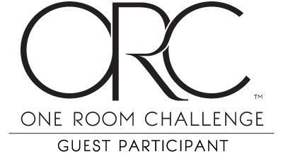 The One Room Challenge – Parisian Eclectic Powder Room – Week 3