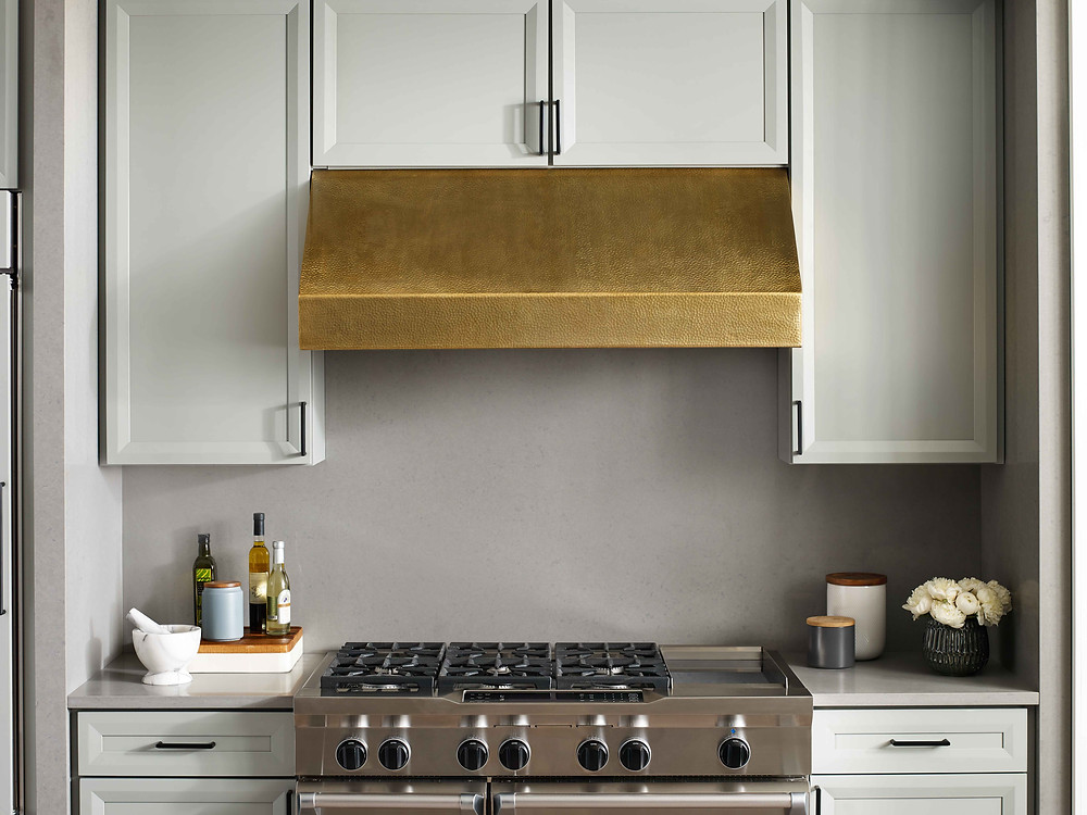 Copper Range Hood By Thompson Traders