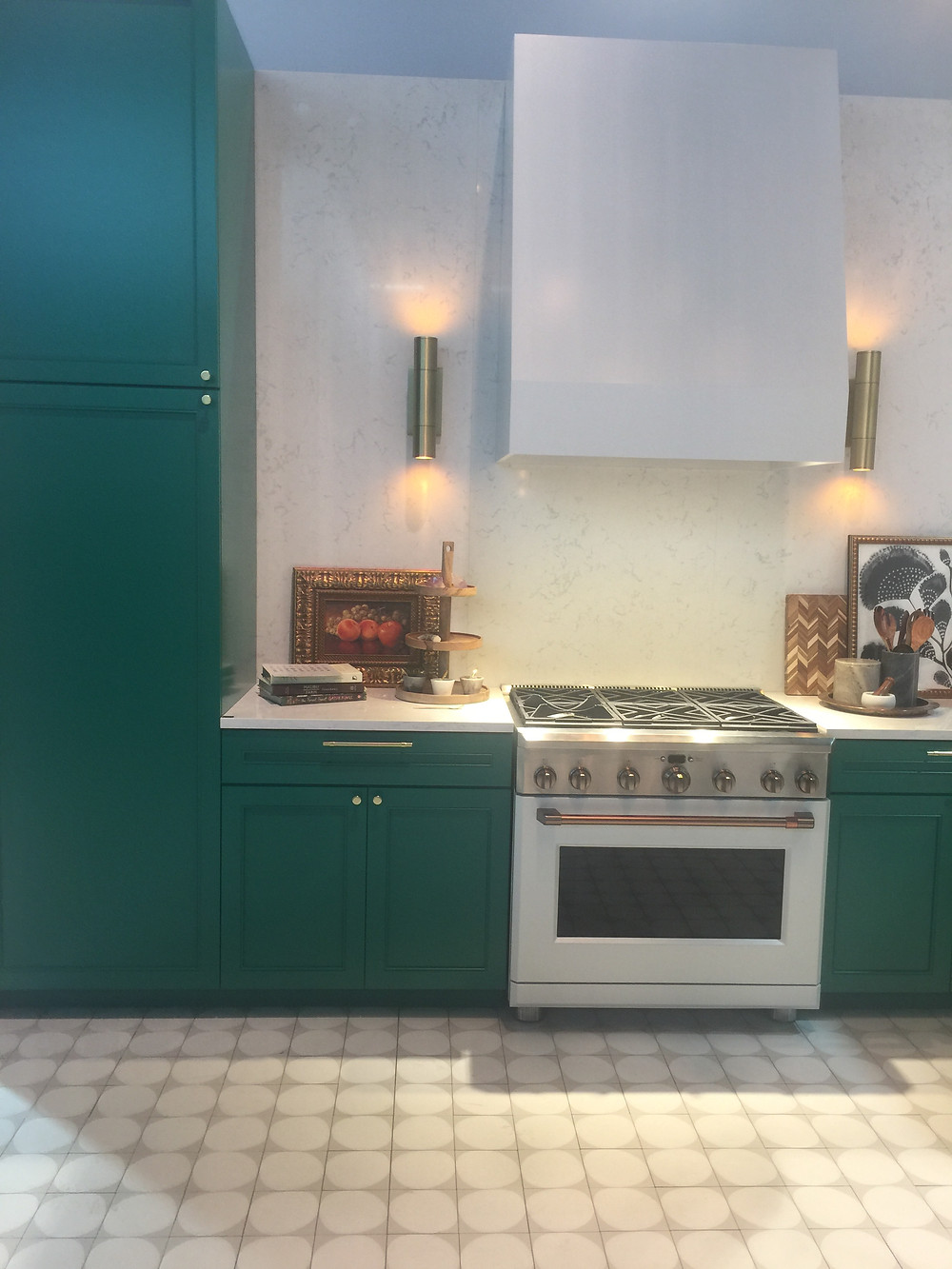 GE Matte White Appliances