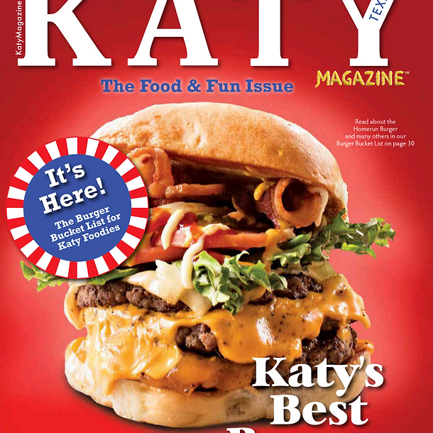 Katy Magazine - June/July 2015