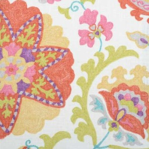 Fabric For Drapery Panels