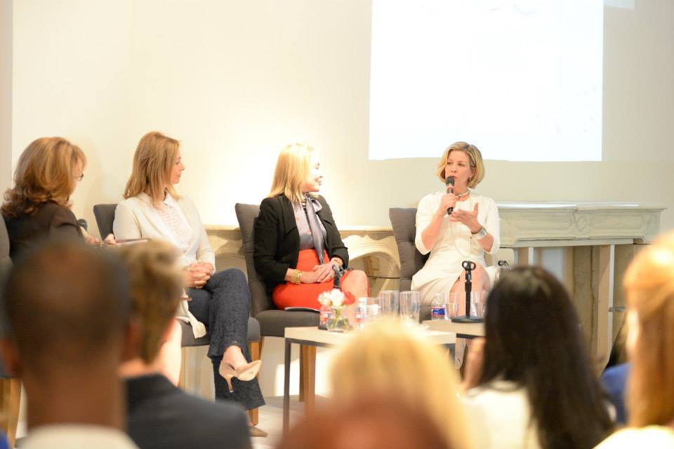 Panel Discussion with Rachel Ashwell, Jan Showers and Barbara Westbrook Image Via Houston Designer Center