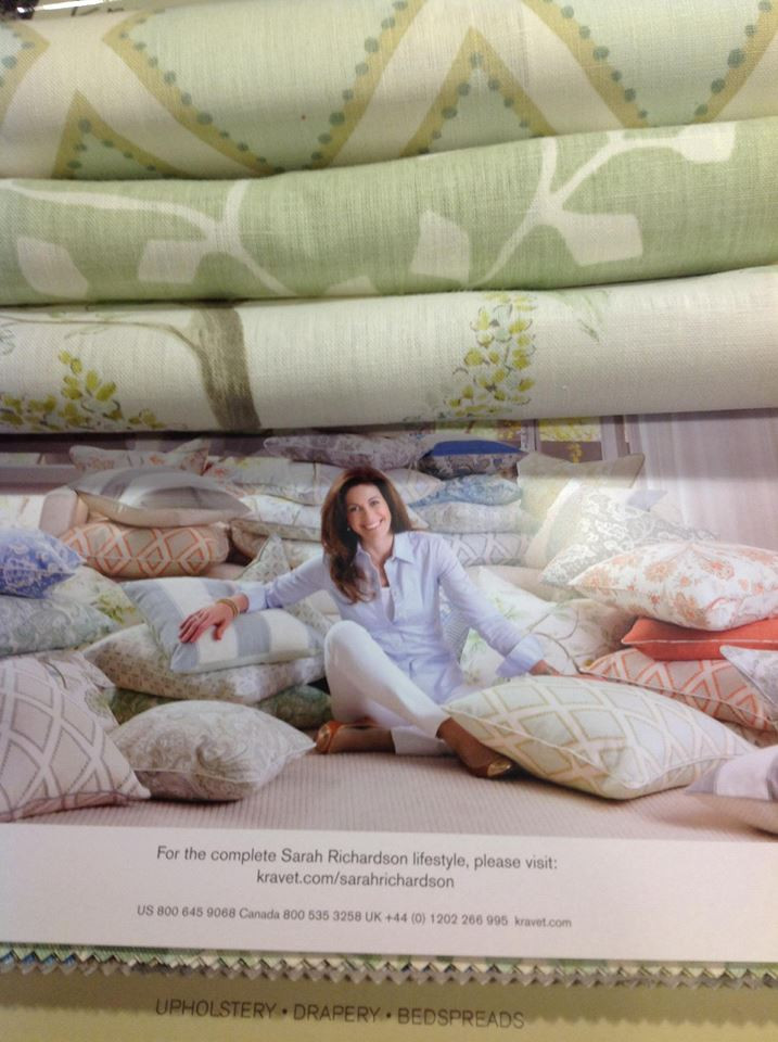 Sarah Richardson Collection for Kravet