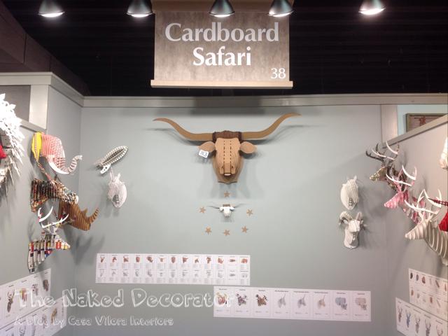 casa vilora interiors cardboard safari