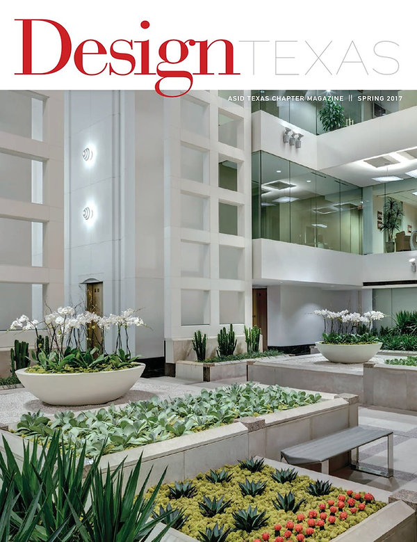 The Solomon Project featured in Design Texas
