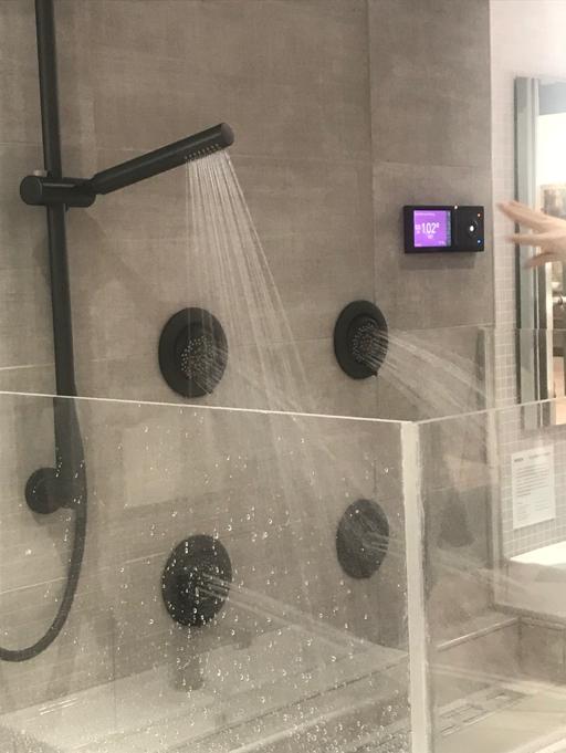 Moen Smart Shower Controls