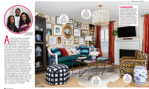 A Page From HGTV Magazine Feature