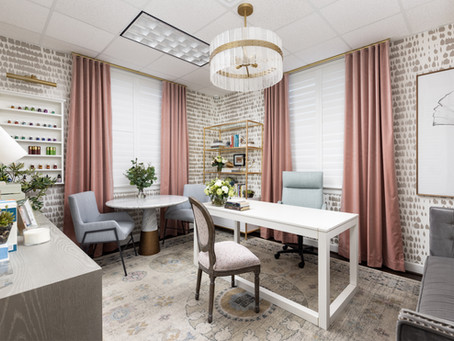 Luxury Holistic Healthcare Office Space Tour