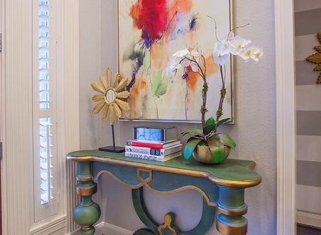 5 Ways To Give Your Foyer A Grand First Impression