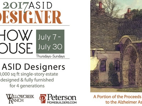 ASID TGCC Show House Special Events