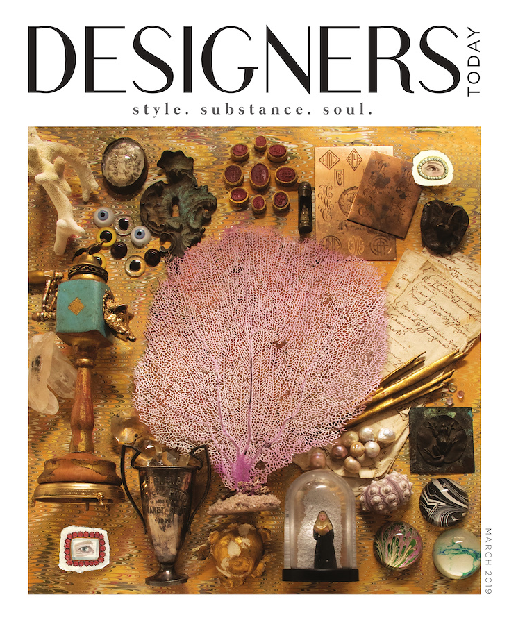Designers Today Magazine, March 2019 Issue