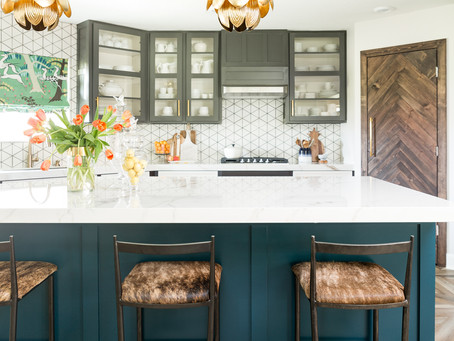 The Real Cost Of Renovating - A Kitchen Refresh